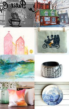 summer fun by ms blue on etsy --Pinned with TreasuryPin.com