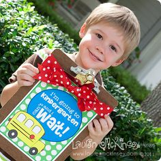 Printable 1st day of school signs