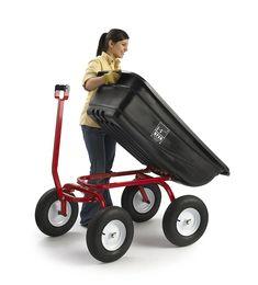home tractor dump cart - Hľadať Googlom