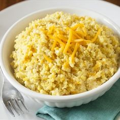 This is a protein packed alternative to Mac N' Cheese!  - Quinoa 'N Cheese