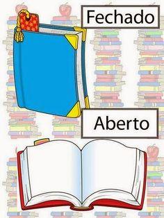 EDUCAÇÃO INFANTIL - Prof. Dessire: FICHAS ILUSTRADAS DE CONCEITOS, GRANDEZAS E OPOSTOS