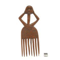 Teke comb. Dem Rep of Congo . MEG Geneva