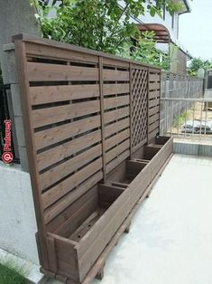 45 Stunning Garden Privacy Fence Ideas for Inspiration of Garden Privacy Screening 26 - 15 garden design Backyard privacy screens ideas Privacy Fence Landscaping, Privacy Fence Designs, Backyard Privacy, Backyard Fences, Backyard Landscaping, Backyard Ideas, Pergola Ideas, Patio Ideas, Pergola Kits