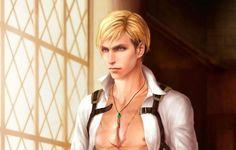 Erwin | Shingeki no Kyojin | Attack on titan | SNK