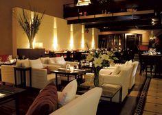 Cluny, Buenos Aires...restaurante que sirve una comida francesa mediterránea excepcional, informal pero elegante.
