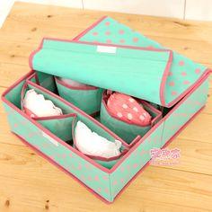 Ann hearts cute underwear storage box equivalent bra finishing cartridge cover socks underwear storage box P316
