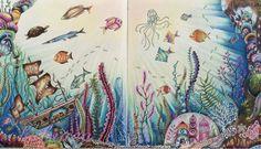 Lost ocean - sea