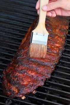 Memphis-Style Barbecue Pork Ribs