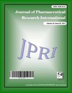 Journal of Pharmaceutical Research International