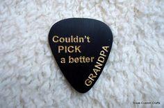 Personalized Guitar Pick/Plectrum Personalized Pick Custom