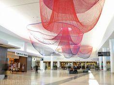 Terminal 2 at San Francisco's International Airport