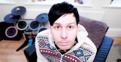 FOUND THE GIF<<< his eyes.. Only Dan can do that to him