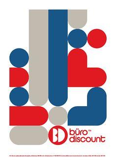 Image of Büro Destruct - Poster Büro Discount