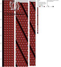 Anastasija Krylowa Gyöngyhorgolás Pinterest Crochet Spirale