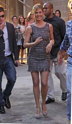 Jennifer Aniston - The Daily Show with Jon Stewart 2010