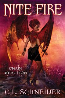 J.M. Northup: COVER REVEAL for NITE FIRE: Chain Reaction