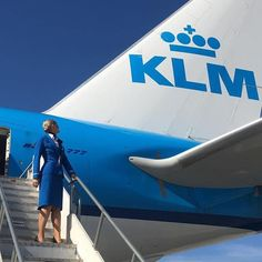 What is your dream destination? KLM Boeing 777