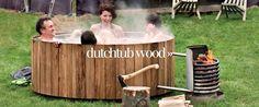 Dutchtub Wood.  Who doesn't want one?!