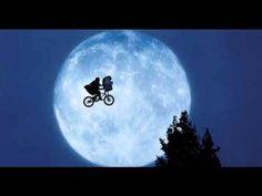 #ScorersMPM152 Flying Theme From E.T. One of John Williams, composer, greatest musical soundtracks!