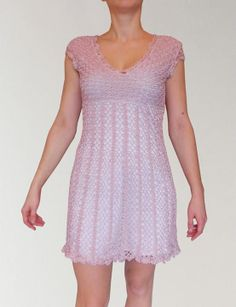 Crochet Dress Adelle