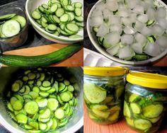 Freezer Pickles - Mennonite Girls Can Cook