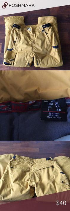 Marker brand ski/snowboard pants men's xl Great condition marker ski pants super warm marker Other
