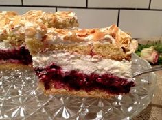 Super Torte, Spatzle, Best Sweets, Bratwurst, Almond Cakes, Food Cakes, Aesthetic Food, Baked Goods, Cake Recipes