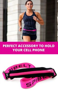 Buy a #SPIbelt and get free shipping! Go hands free for any activity! Fits your phone, credit card, ID, keys, gels, EpiPens, diabetic pumps, and more! No Bounce! Click the image to shop.
