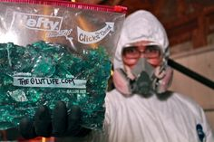 Heisenberg Approved: How To Make Breaking Bad Meth Candy In Your Garage -