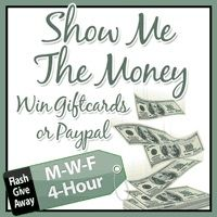 $25 Starbucks Gift Card (or PayPal Cash) FLASH Giveaway!!