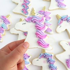 Unicorn Cookies by L&V Sweets