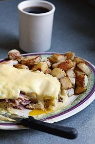 Our favorite for breakfast - fast, friendly, inexpensive, favs - crispy hash browns, sausage gravy & coffee cake. Regular's coffee mugs hang over the counter.     Jim's Restaurant    233 N Winton Road, Rochester    (585) 288-0520    Mon-Fri 5 a.m.-3 p.m., Sat 5 a.m.-2 p.m., Sun 6 a.m.-1 p.m.