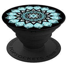 PopSockets: Expanding Stand and Grip for Smartphones and Tablets (Peace Mandala…