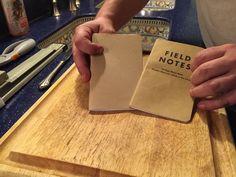 DIY Field Notes - Imgur