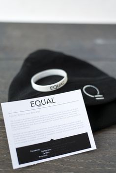The founders and team at EQUAL beliefe in equality for all as a core value and are saddened with the step backward society seems to be taking. Their belief is equality needs a universal brand to give equality a unifying voice. Do you want to hear more about them? Sign up for their email list and be the first to find outwhat they're doing!
