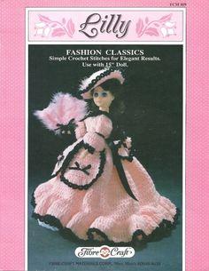 Free Crochet Patterns - Crochet Patterns: Barbie Doll Clothing