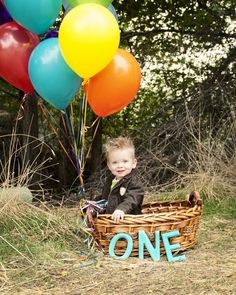 first birthday. still want to do a 1 year photo shoot with Eli...when the weather FINALLY cooperates.