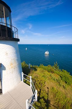 """Maine's state motto is simply """"Dirigo,"""" which means """"I direct"""" in Latin. Well, if you're into beautiful places, I direct you to go check out Maine sometime."""