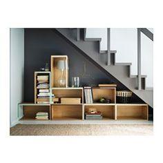 IKEA PS 2014 Aufbewahrungselement - Bambus/weiß - IKEA