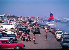 Surfside Beach, TX circa 1980s Dewey Beach, Only In Texas, Surfside Beach, Retro Pop, Atlantic City, Bathing Beauties, Huntington Beach, Galveston, Washington Dc