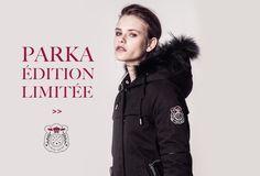 Parka ! Canada Goose Jackets, Parka, Winter Jackets, Fashion, Winter Coats, Moda, Winter Vest Outfits, Fashion Styles, Fashion Illustrations