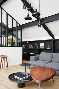 Geraffineerd appartement met een rauw randje