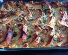 Rezept Pikanter Ofenschlupfer von Thermiqueen Nadine - Rezept der Kategorie Hauptgerichte mit Fleisch