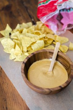 Nacho Cheez Dip | Bob's Red Mill vegan, gluten free, paleo friendly