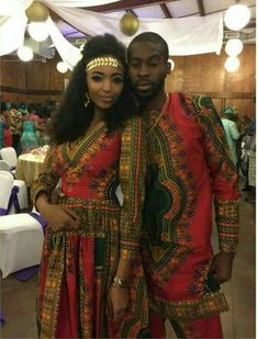 Dashiki couple gown african mens suit by