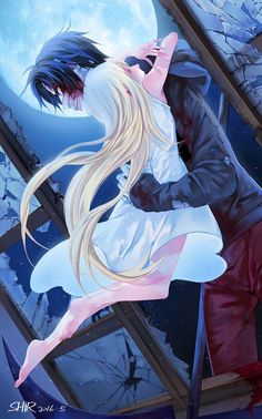 Angels of Death (Rachel Gardner and Isaac Foster/Zack)