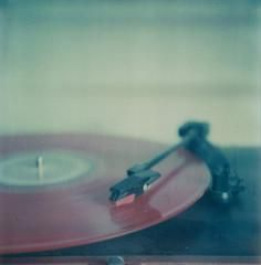 #thinkcolorfully girl put your records on