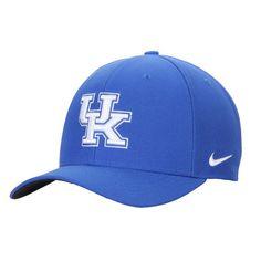 Kentucky Wildcats Nike Wool Classic Performance Adjustable Hat - Royal