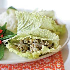 Thai Chicken in Cabbage Leaves Recipe | MyRecipes