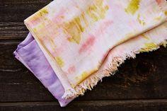 Nova Goods natural dye textiles